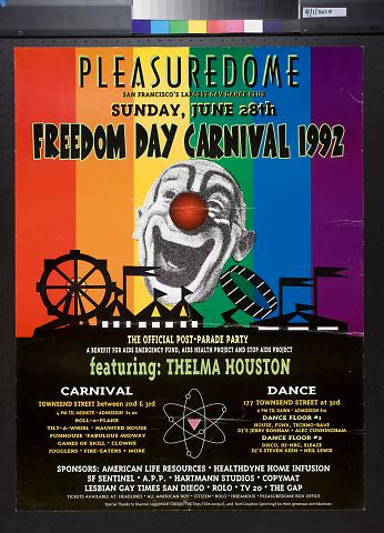 Freedom Day Carnival 1992