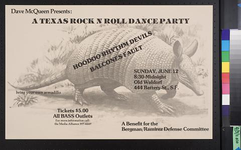 Dave McQueen Present: A Texas Rock N Roll Dance Party