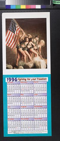 1996 Fighting for your Freedom