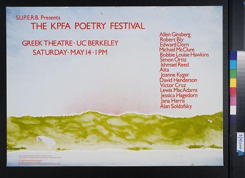 The KPFA Poetry Festival