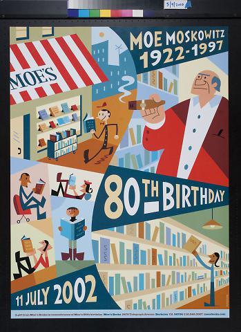 Moe Moskowitz 1922-1997