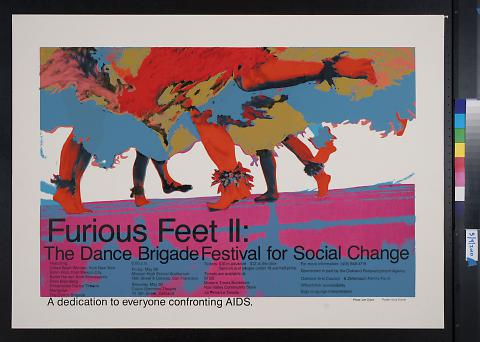 Furious Feet II: The Dance Brigade Festival for Social Change