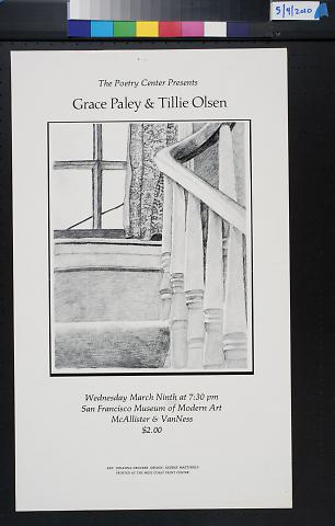 Grace Paley & Tillie Olsen