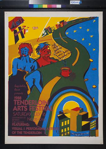 Tenderloin Arts Festival