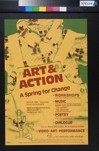 Art & Action
