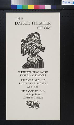 The Dance Theater of Om