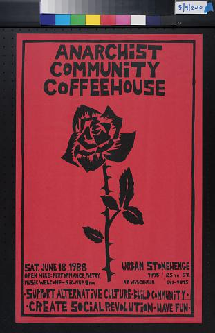 Anarchist Community Coffehouse