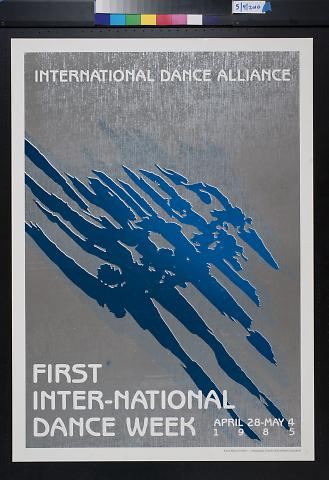 First Inter-National Dance Week