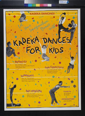 Kadeka Dances for Kids