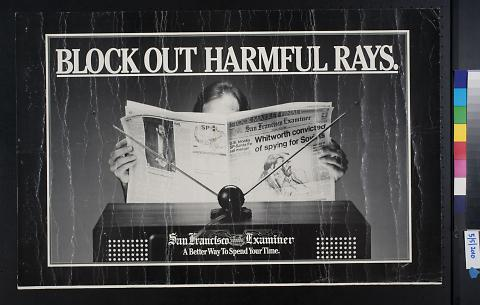 Block Out Harmful Rays