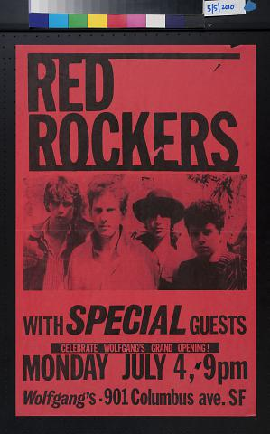Red Rockers