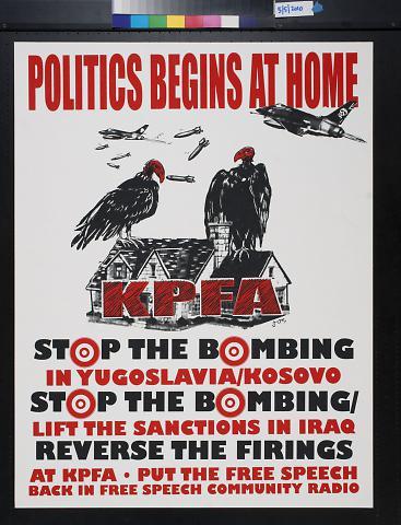 Politics Begins at Home