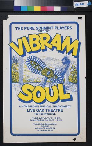 Vibram Soul