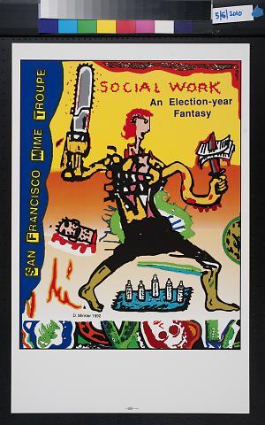 Social Work, An Election-year Fantasy