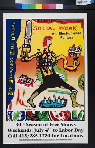 Social Work, An Election-year Fantasy