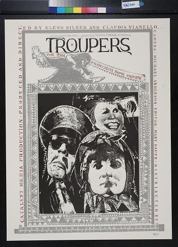 Troupers: The San Francisco Mime Troupe