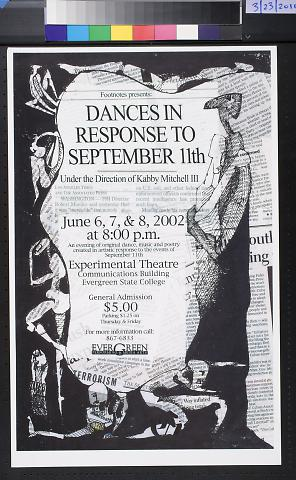 Dances In Response To September 11th