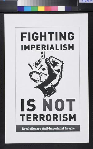 Fighting Imperialism is Not Terrorism
