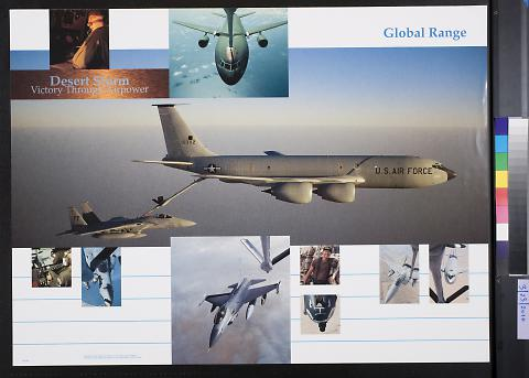 Desert Storm Victory Through Airpower: Global Range