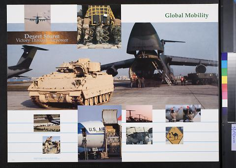 Desert Storm Victory Through Airpower: Global Mobility