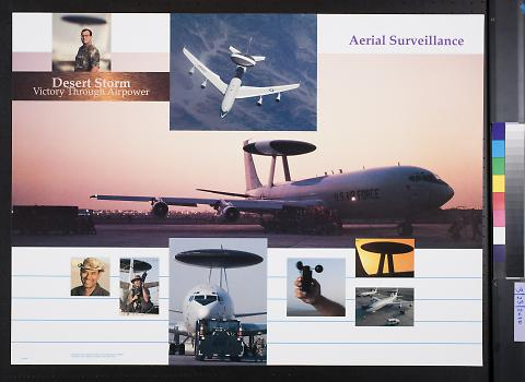 Desert Storm Victory Through Airpower: Aerial Surveillance