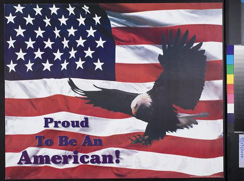 Proud to be an American!