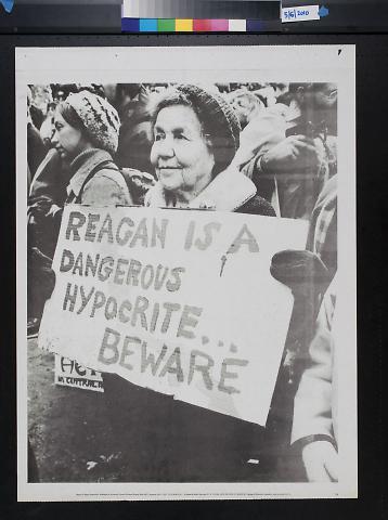 Reagan is a Dangerous Hypocrite
