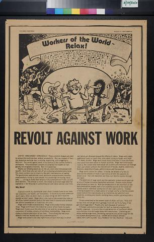 Revolt Against Work