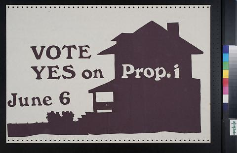 Vote Yes on Prop I