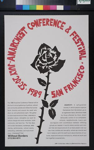 Anarchist conference and festival