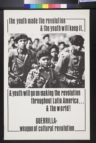 GUERRILLA: weapon of cultural revolution