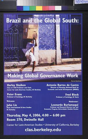 Brazil and the Global South: Making Global Governance Work