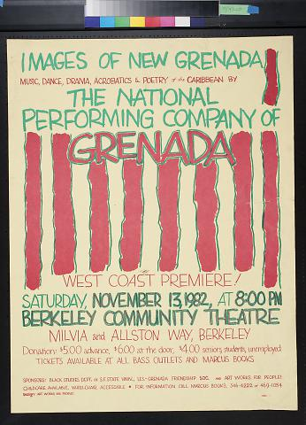 Images of Grenada: The National Performing Company Of Grenada