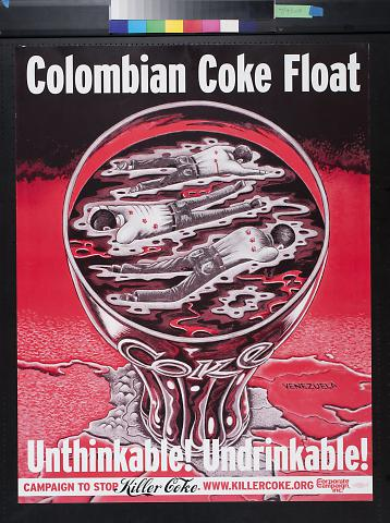 Colombian Coke Float