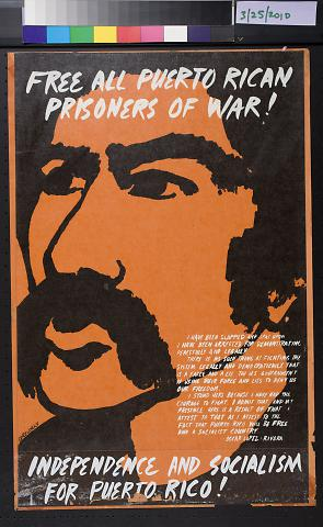 Free All Puerto Rican Prisoners Of War!