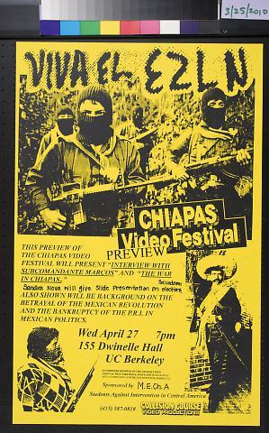 Viva El EZLN