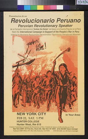 Revolucionario Peruano