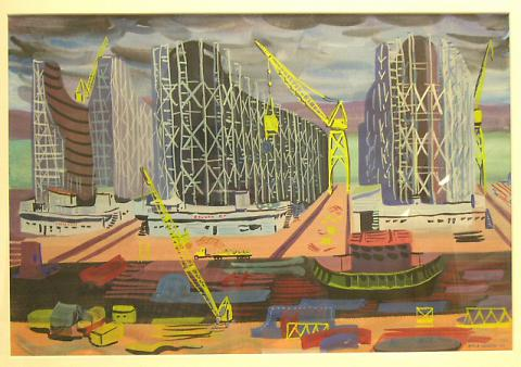 Henry Kaiser's Miracle Ship Yard