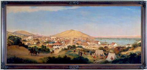 San Francisco in July, 1849