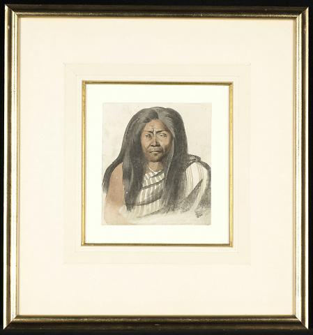 Indian of California