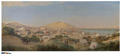 San Francisco in July, 1849
