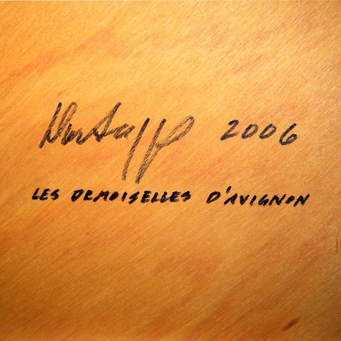 Les Demoiselles D'Avignon (Patrimony Series)